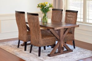 Moravian Trestle Table