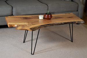 Modern Coffee Table, Hairpin Legs