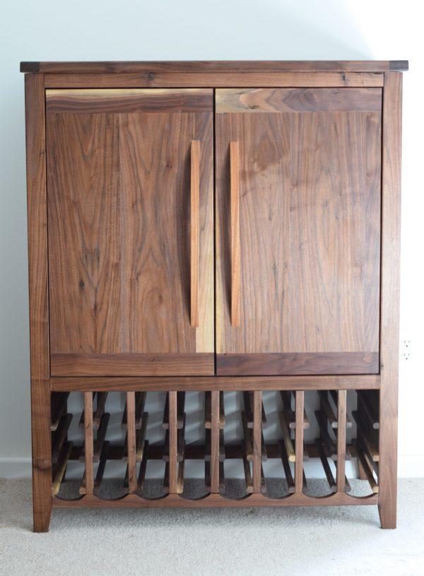 Liquor Cabinet Exterior